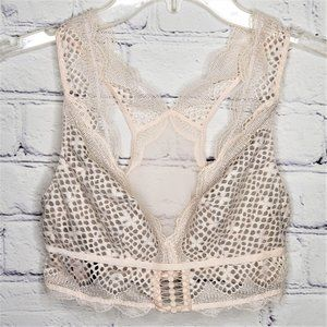 NWT VICTORIA'S SECRET Very Sexy Lace Bralette Sz S